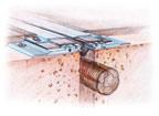 Противопожарная защита деформационных швов